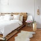 Inspiración muebles con madera de palets