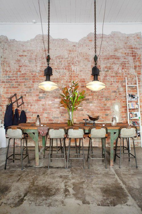 ideas decoracion industrial