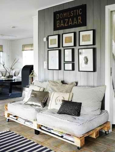 sofas con palets