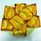Tartaletas de fruta fáciles y sanas