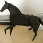 Como hacer un caballo origami | Caballo de Papiroflexia