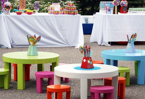 Como decorar un cumplea os ideas para inspirarte for Decoracion jardin maternal