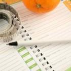 ¿Como hacer una dieta correctamente?