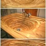 DIY hecho con madera