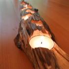 Ejemplos de DIY hechos de madera