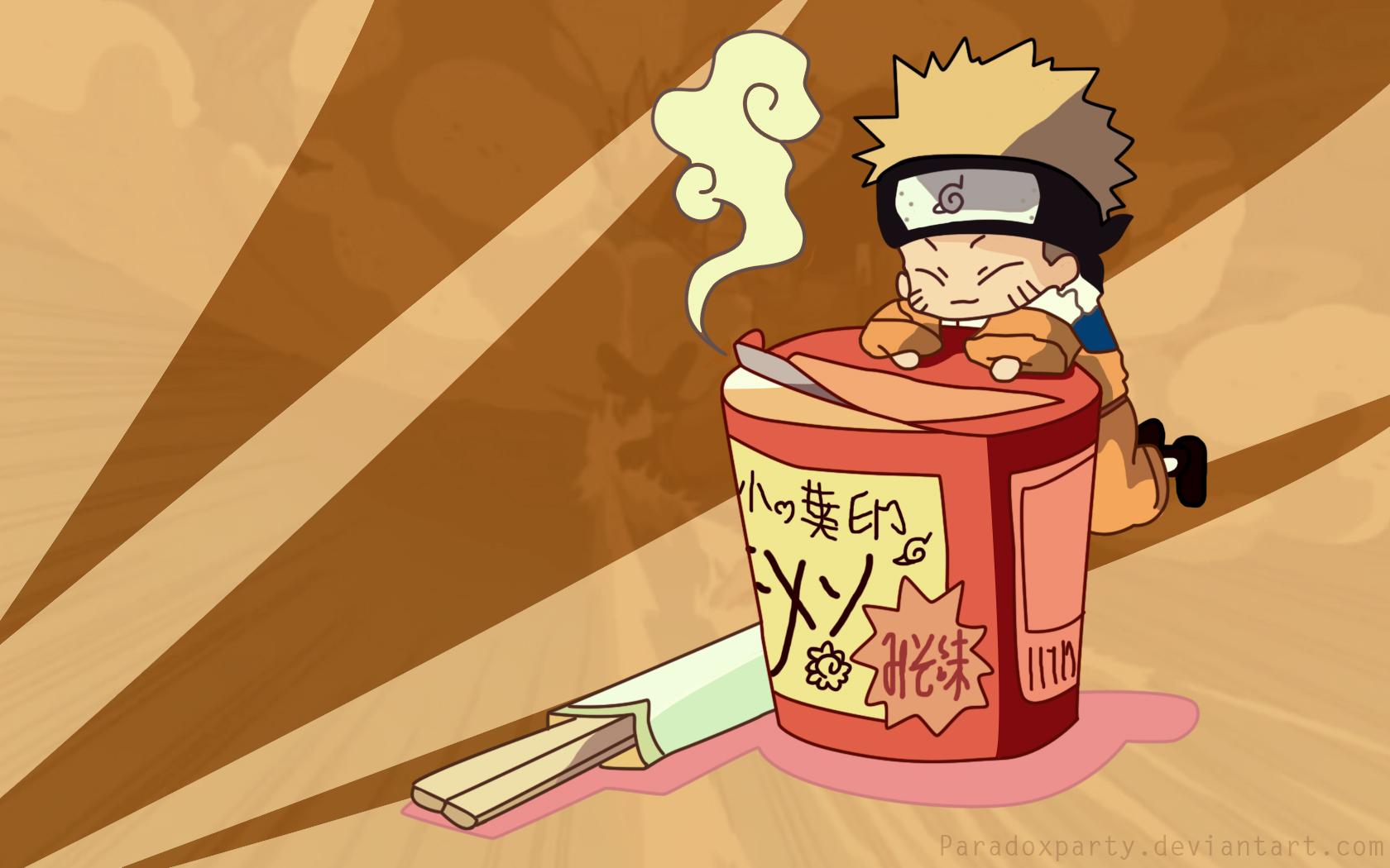 Fondo de Naruto gracioso