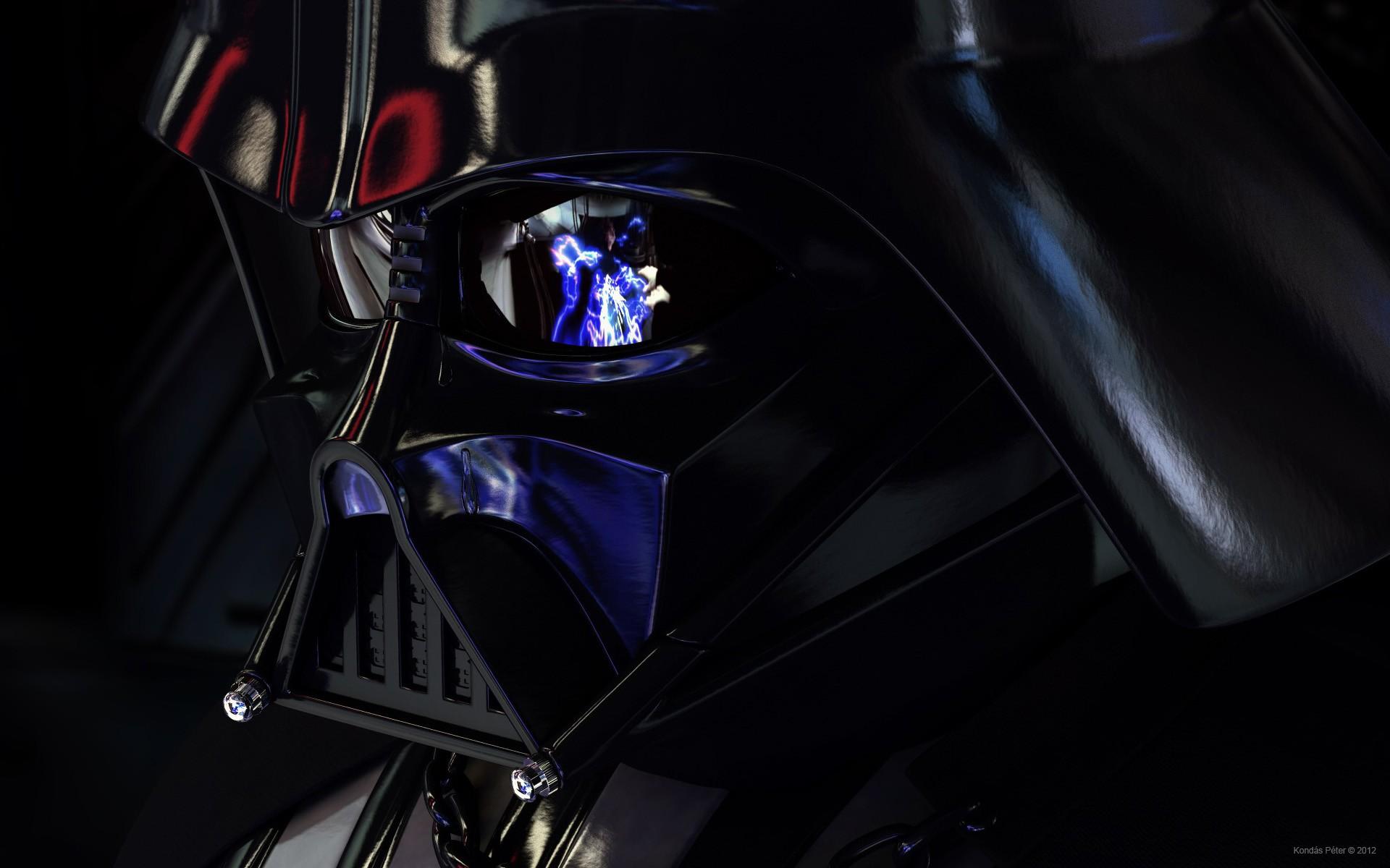 Fondo Casco de Darth Vader - Rincon Util