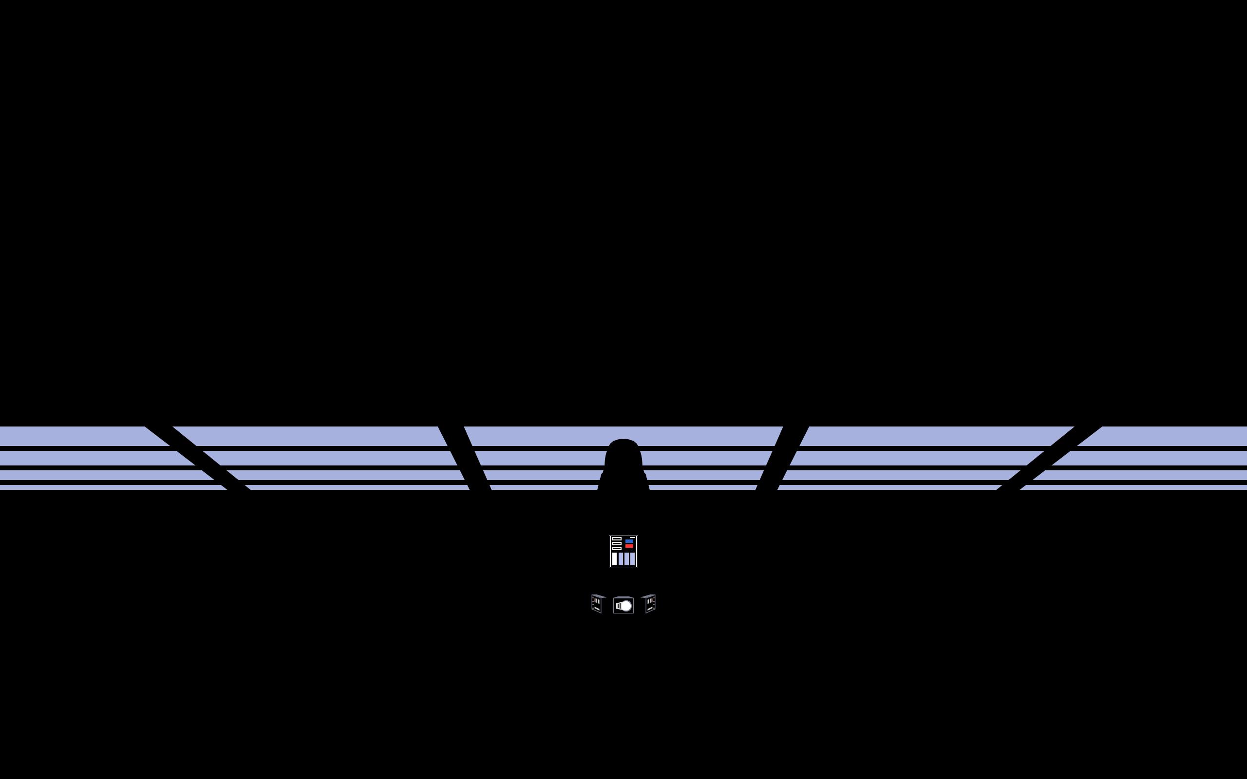 Fondo Vector Darth Vader