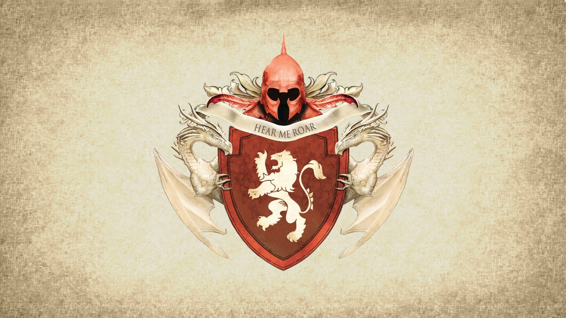 Fondo Pantalla Escudo Lannister