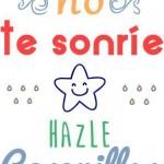 Frases para sonrreir a la vida
