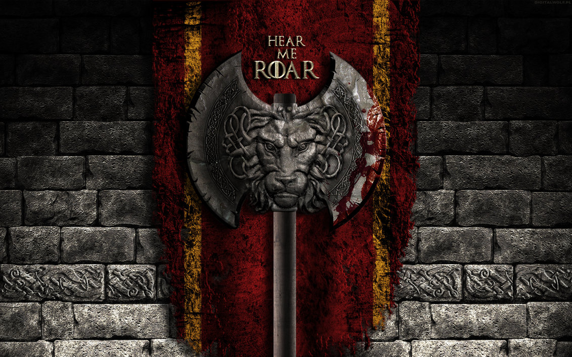 Hear The roar Lannister