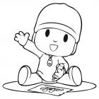 Dibujos de Pocoyo