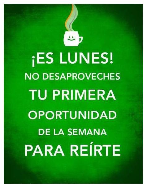Lunes Y Frases Rincon Util