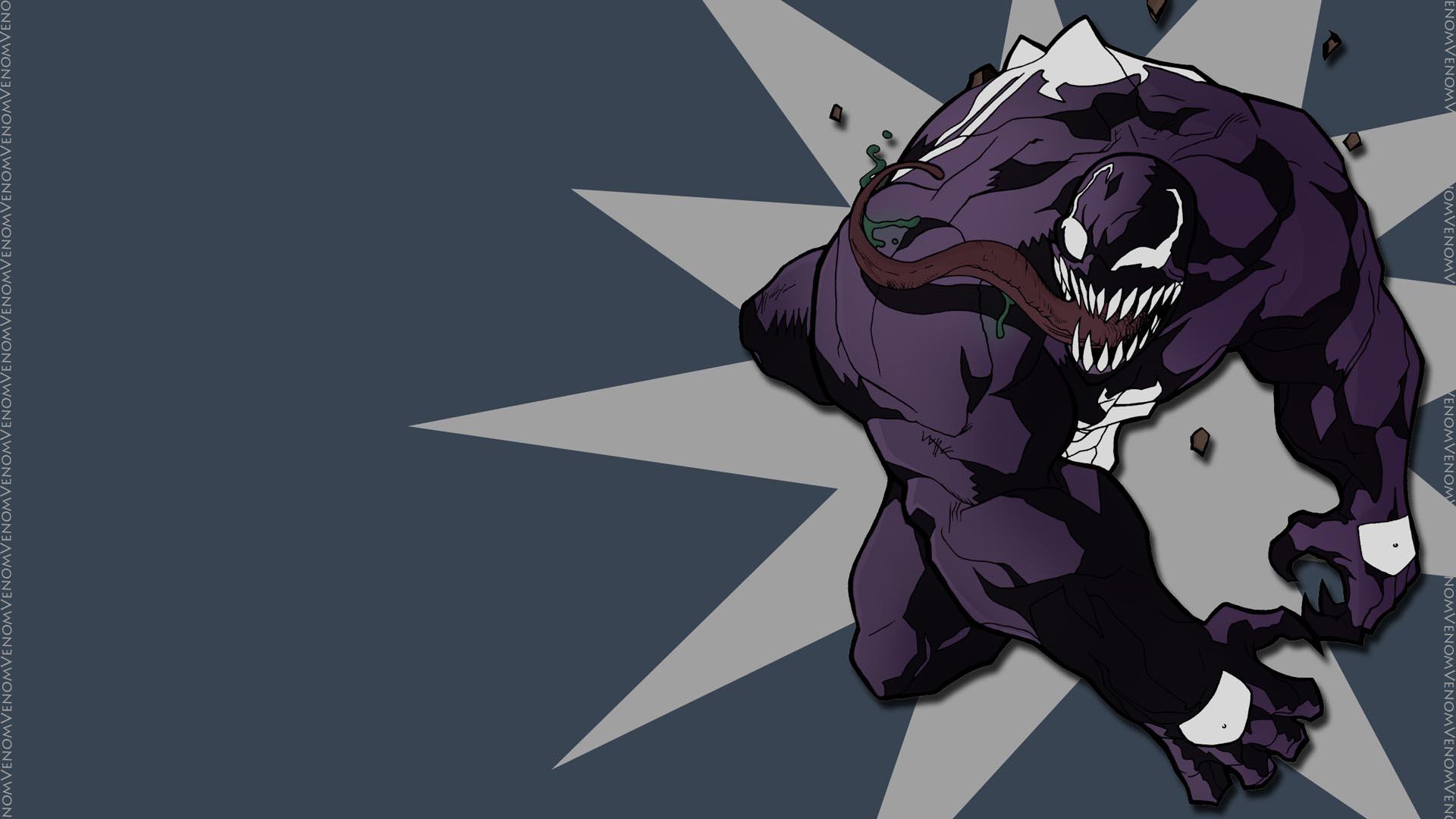 Dibujo Venom