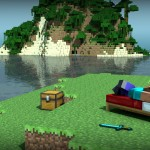 HD Minecraft Wallpaper