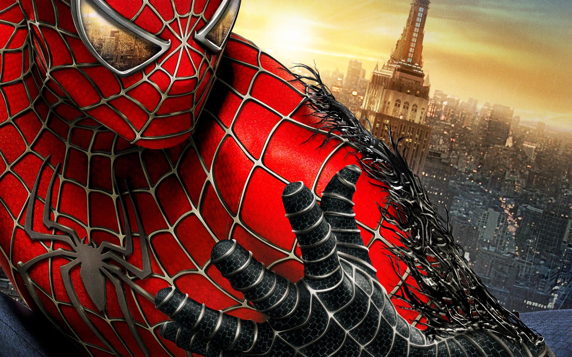 HD Wallpaper Spiderman