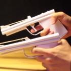 Pistola de papel