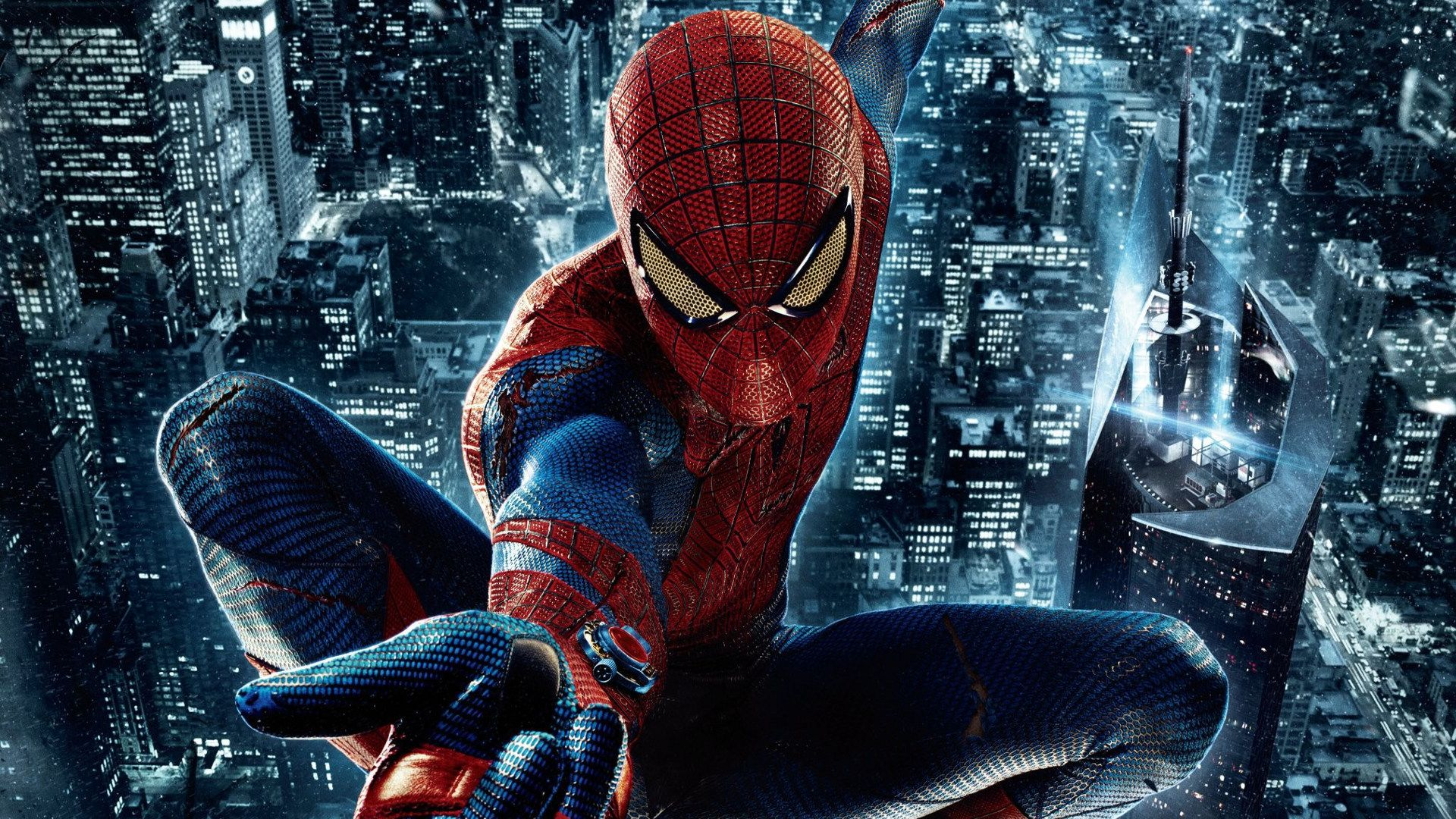 Spiderman Fondo Pantalla