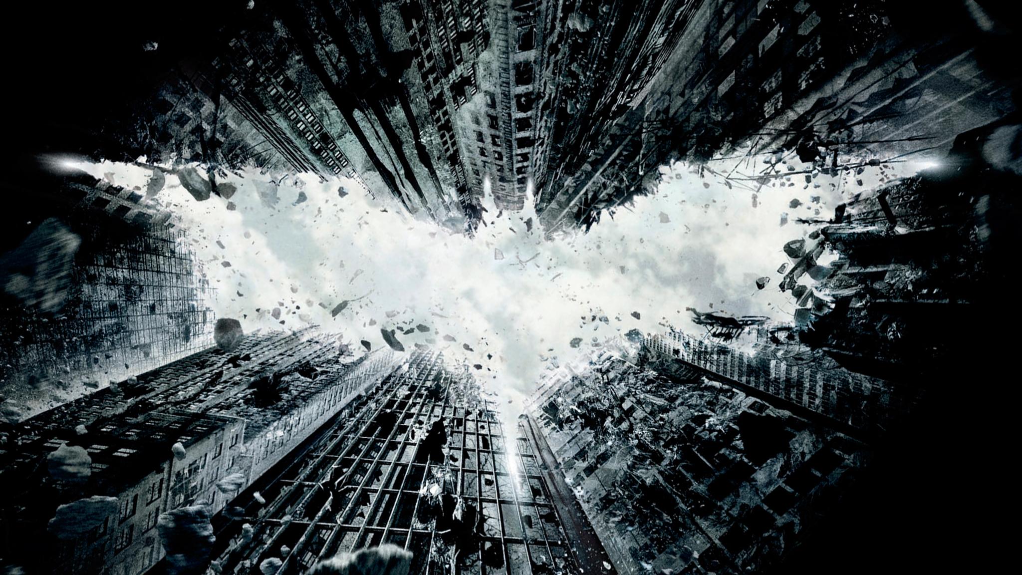 Wallpaper Batman Gotham City