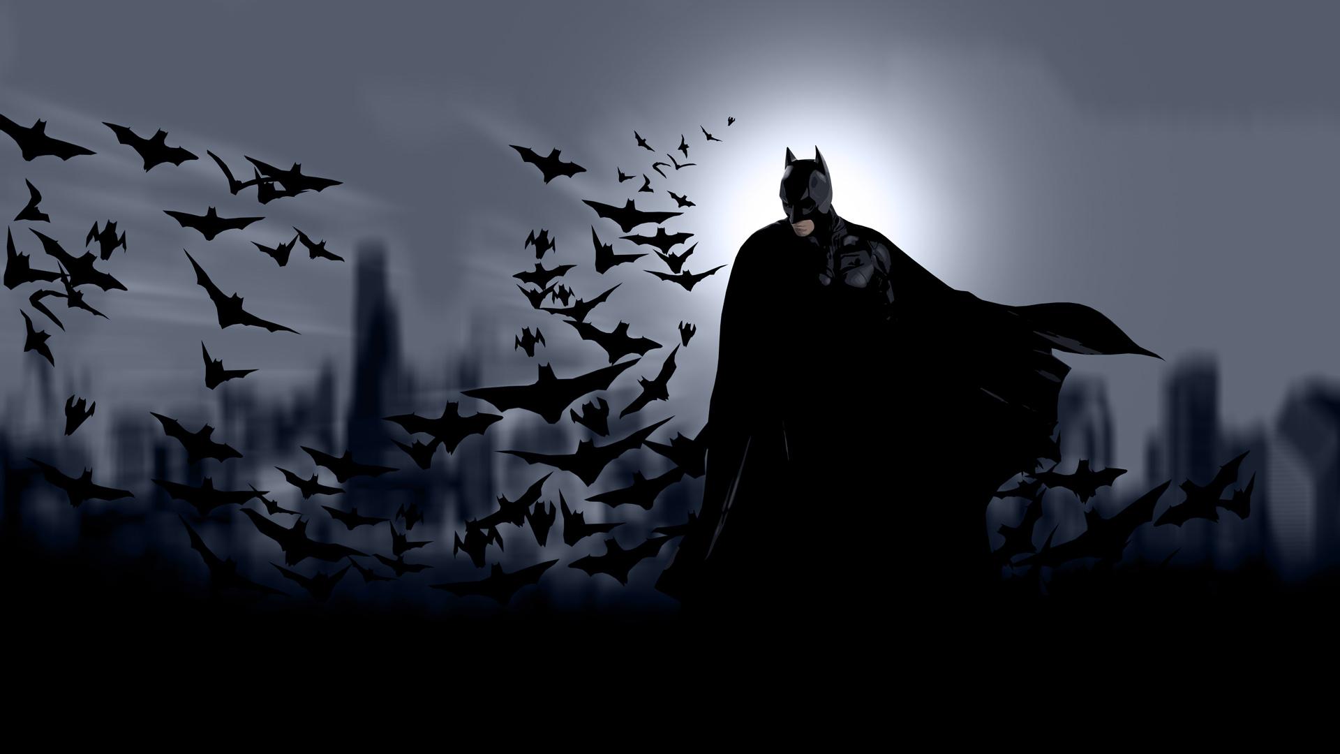 Wallpaper Caballero Oscuro Batman