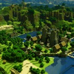 Wallpaper Minecraft Full HD