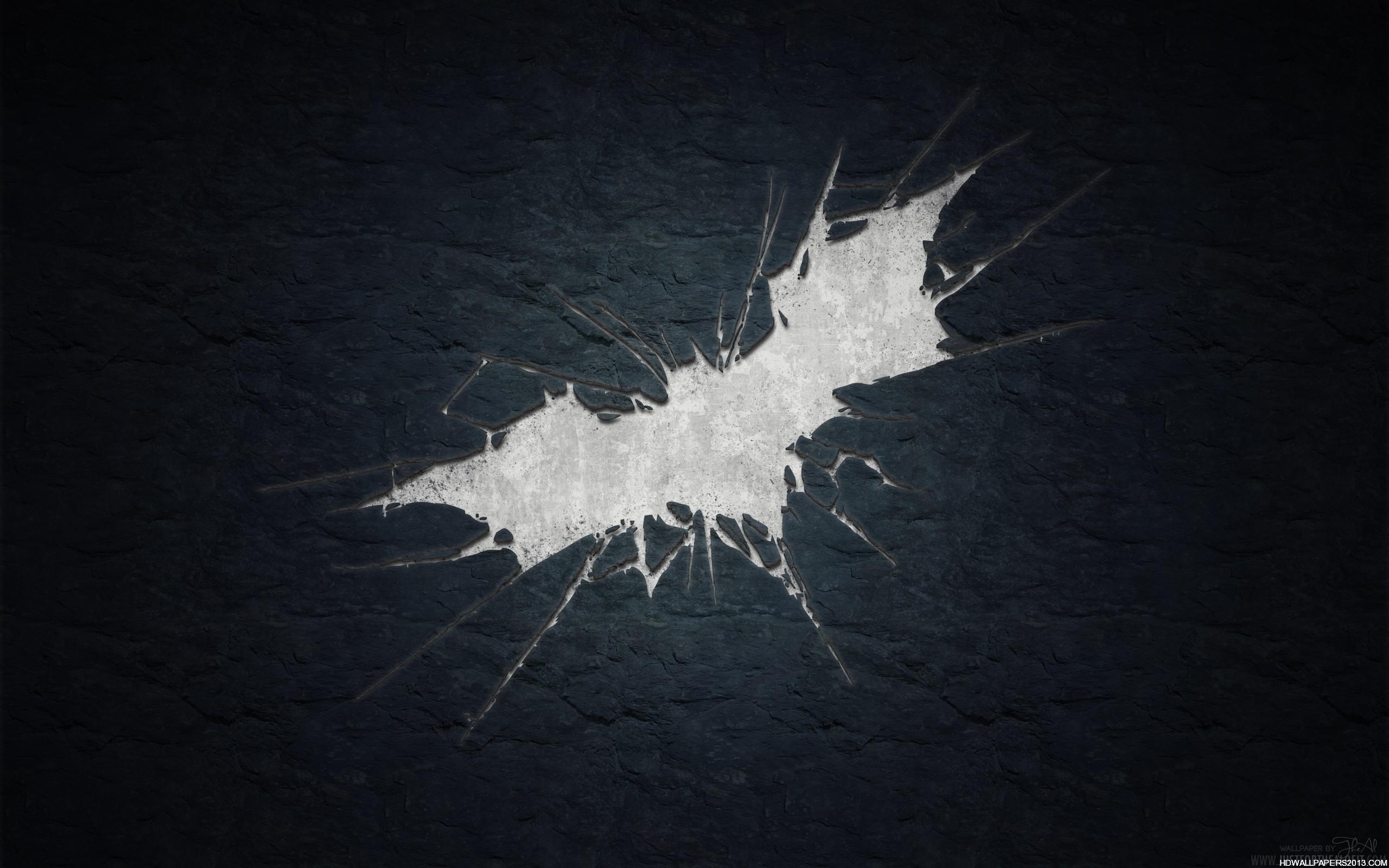 Wallpaper simbolo de Batman