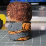 Muñeco final trasero