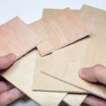 Tablitas de madera
