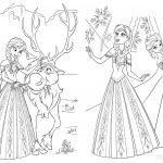 Dibujos bonitos Dibujos de Frozen