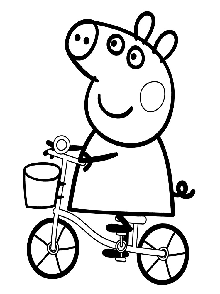Imprimir Dibujos Peppa Pig - Rincon Util
