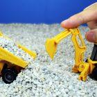 juguetes camiones niños