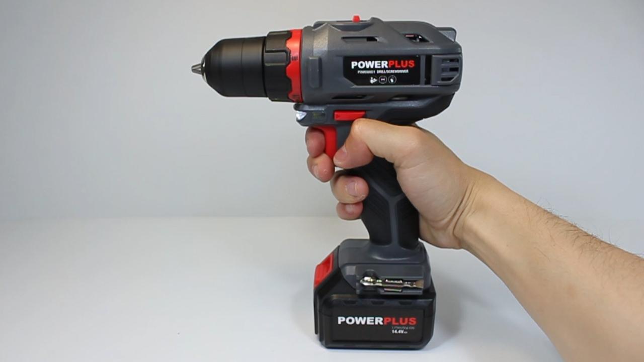 Material 3 - Destornillador PowerPlus