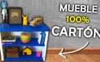 Cómo Hacer un Mueble de Cartón