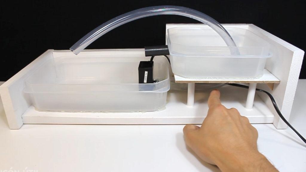 11 sistema de estanque casero rincon util for Mini estanques caseros