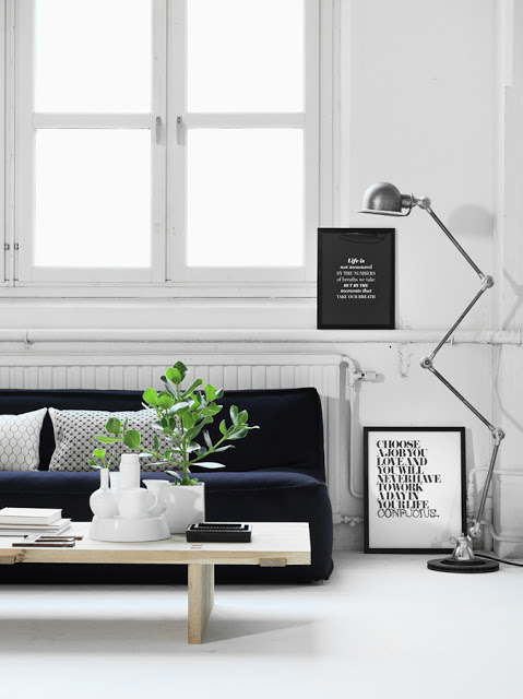 detalle decoracion sofa