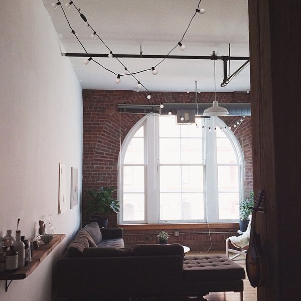 salon detalle ventana ladrillo