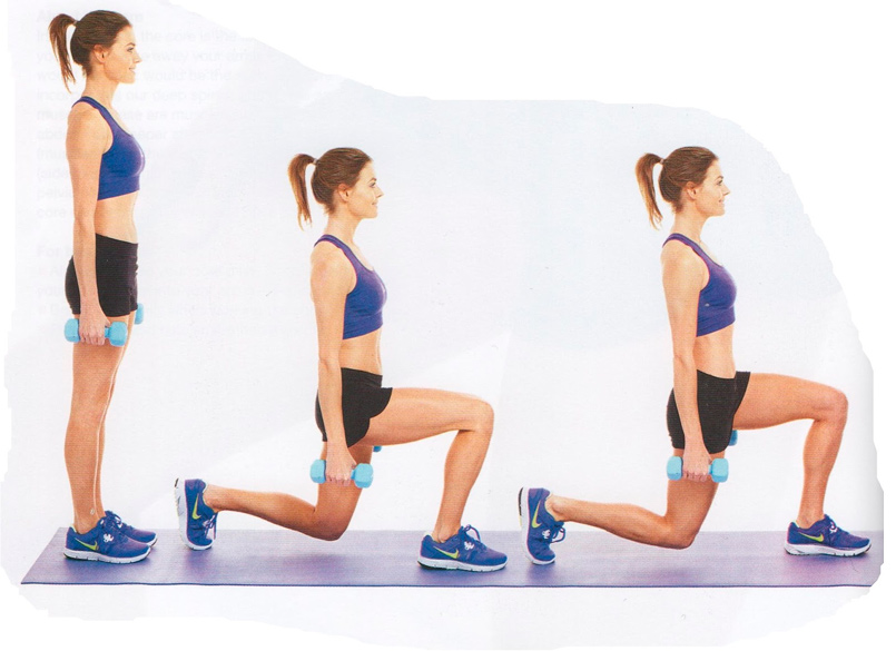 rutinas de ejercicios para mujeres para aumentar masa muscular en casa