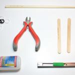 Materiales para hacer una Mini pistola casera