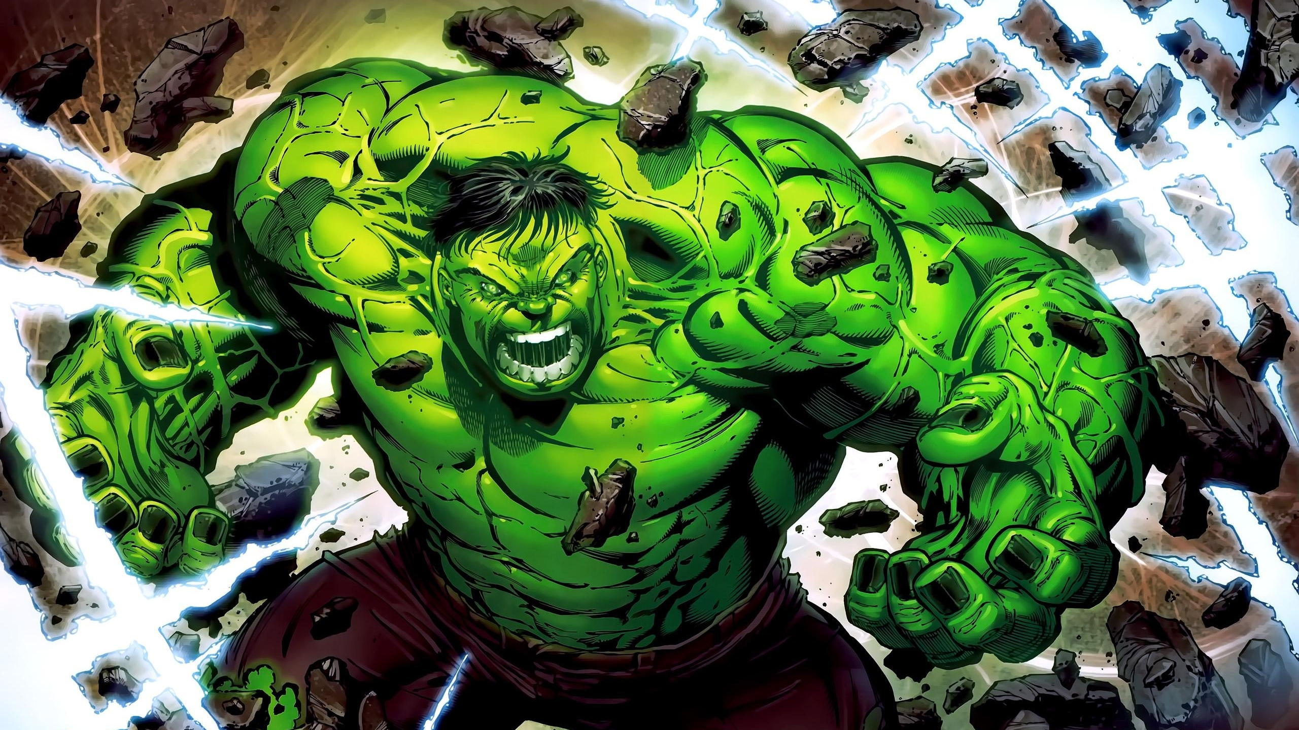 Hulk Comic Wallpaper