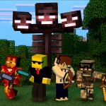 Personajes Minecraft Wallpaper