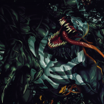 Wallpaper Comic Venom