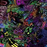 Colores psicodelicos wallpaper