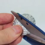 Mini sierra casera