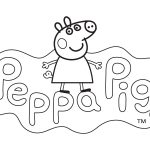 Colorear los Dibujos Peppa Pig