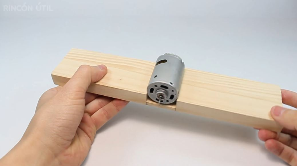 Como hacer una sierra casera