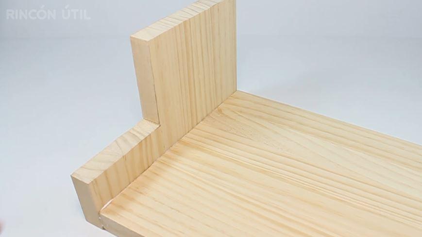 sierra casera hecha a mano